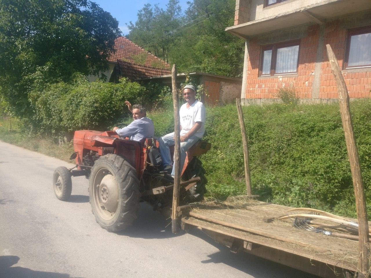 Bakken in de Balkanzon